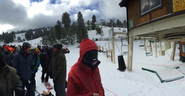 Snow Summit - Nice powder! - ©tanduy12