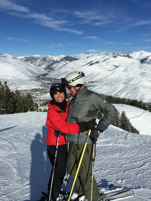 Sun Valley - Firsthand Ski Report - ©Sam A. Booth's iPhone