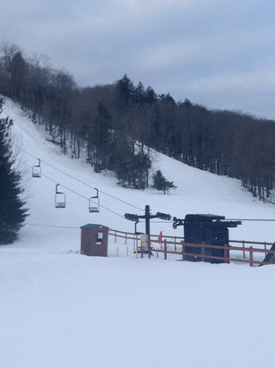 Ski Brule - Can't wait for the snow tonight! - ©Ski Brule