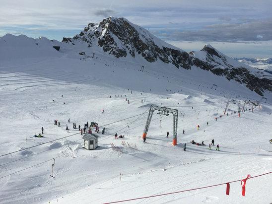 Kitzsteinhorn - Kaprun - Firsthand Ski Report - ©Dad Offpist guru