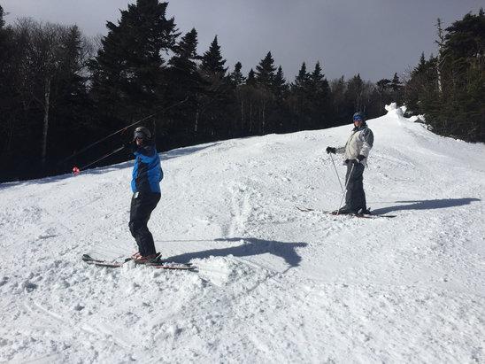 Sugarbush - Firsthand Ski Report - ©Jeff's iPhone