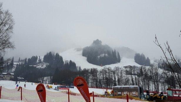 Kitzbühel - Firsthand Ski Report - ©markjt214