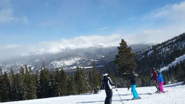 Breckenridge - Great day skiing on power.  - ©donnelly1220