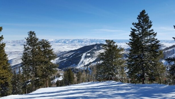 Park City - Great Day at the Canyons, perfect snow & weather. - ©gabdor67