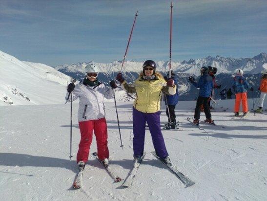 Serfaus Fiss Ladis - 6.Februar, Ein super Skitag bei feinstem Kaiserwetter. Spitzenmäßig präparierte Pisten. Wir kommen bestimmt wieder . - ©cas8878