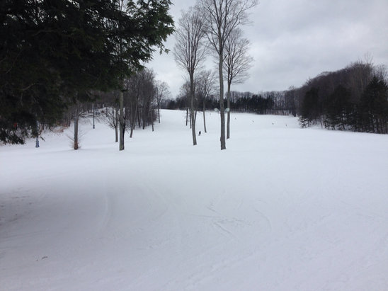 Boyne Highlands - Firsthand Ski Report - ©Durene's iPhone