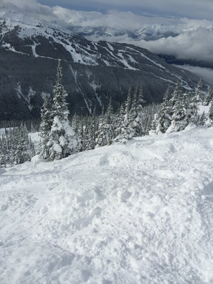 Whistler/Blackcomb - Firsthand Ski Report - ©iPhone