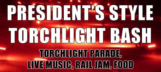 President's Torchlight Bash - ©Belleayre