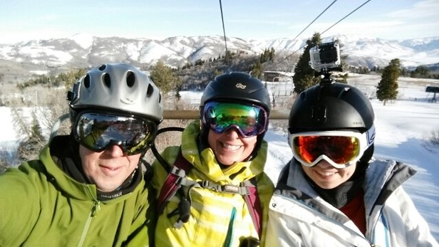 Snowbasin - Beautiful day on the mountain!  - ©missy.rohde1