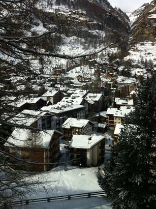 Zermatt - Magical place. A must see for everyone.   - ©Ali Farahmand's iPhone4