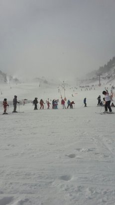 Vallnord / Arcalís - Lots of new snow. Very windy though. - ©bloom