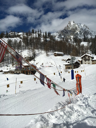 Courmayeur - A wonderful Tuesday  - ©Julian Phillips