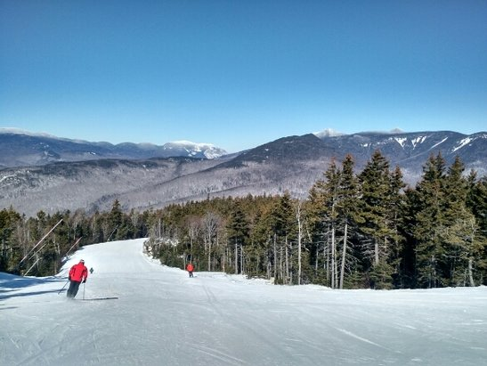 Loon Mountain - Today was one of the best days at Loon all That you Loon - ©robinames40
