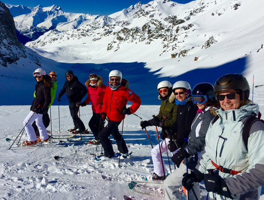 Val Thorens - Firsthand Ski Report - ©iPhone A B