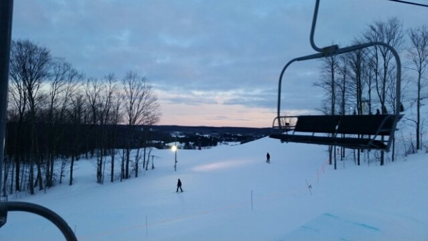 Shanty Creek Resorts – Schuss Mountain - Last week was awesome. Love staying at cedar river suites. Great price and staff. Thanks SCR - ©retired