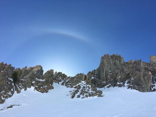 Snowbird - Firsthand Ski Report - ©momma baby