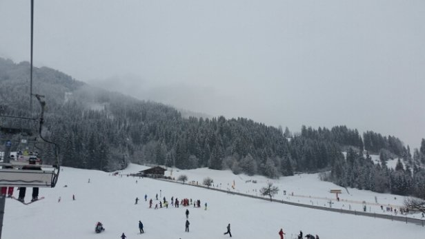 Westendorf - SkiWelt - Great new layer of snow - ©KavanaghMatthew2012