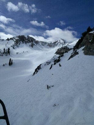 Snowbird - Awesome terrain, tons of steeps.  They even have snow covering the whole place.  - ©GT