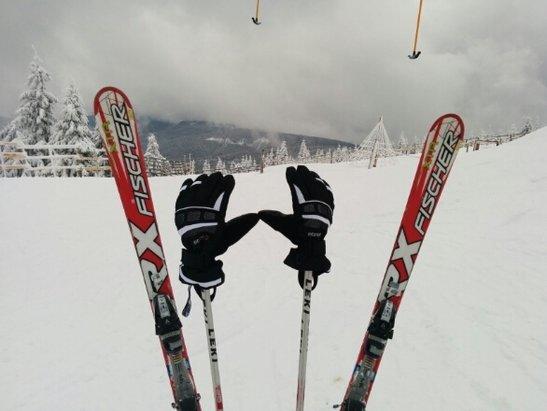 Špindlerův Mlýn - Firsthand Ski Report - ©giladgrinsh