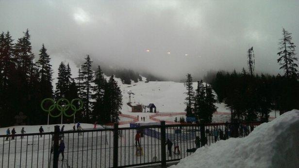 Cypress Mountain - Firsthand Ski Report - ©alvarorodriguezvancity