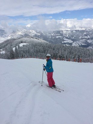 Wagrain - Firsthand Ski Report - ©Silkes iPhone