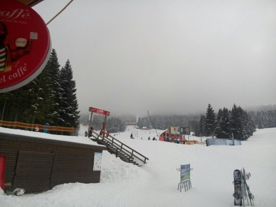 Klínovec - very good snow!  - ©voetmar