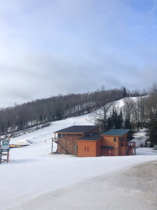 Ski Brule - Beautiful morning at Ski Brule! - ©Ski Brule