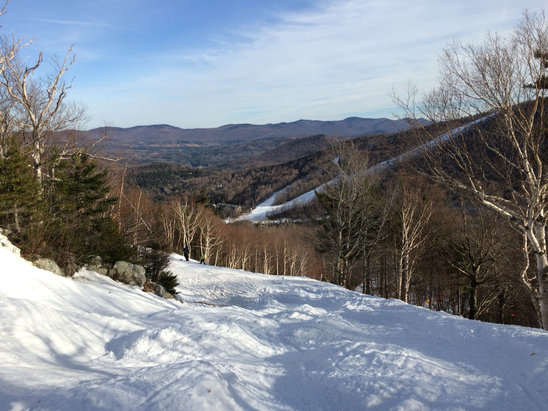 Sugarbush - Firsthand Ski Report - ©WONGburger