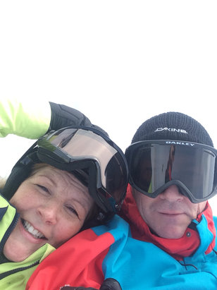 Cairngorm - Firsthand Ski Report - ©Barry's Iphone