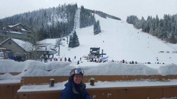 Winter Park Resort - What an awesome day.  - ©dunston540