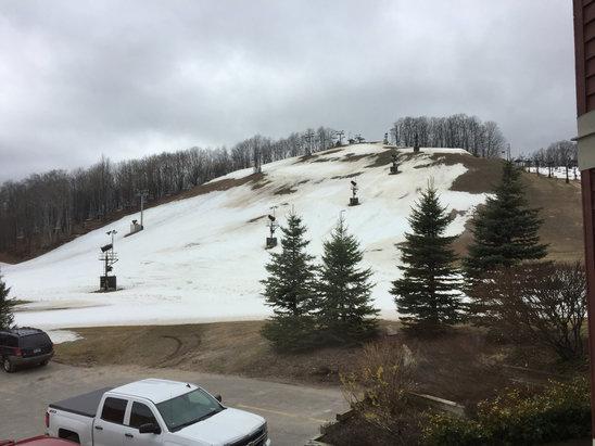 Crystal Mountain - Firsthand Ski Report - ©Sarah's iPhone