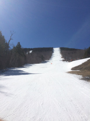 Sunday River - Awesome conditions the past weekend! - ©liu724