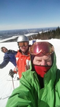 Whiteface Mountain Resort - tremblant Quebec making snow 60 trails,go get some - ©lawindowsllc