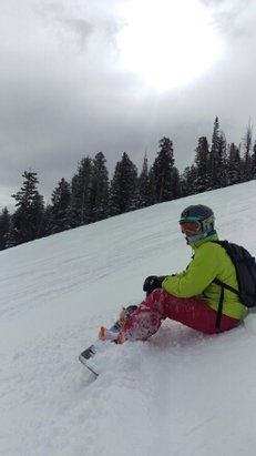 Aspen / Snowmass - Overcast and chilly but great powder, and great fun. - ©rob