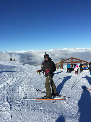 Whistler/Blackcomb - Firsthand Ski Report - ©Theo's i-phone
