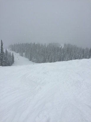 Keystone - Amazing powder on Jack face today!   - ©iPhone (12)