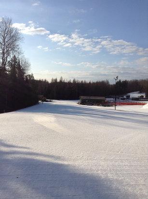 Ski Brule - Beautiful day at Ski Brule - ©Ski Brule