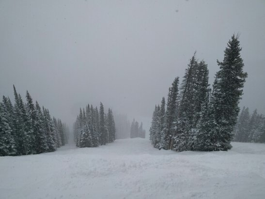 Telluride - Big snow all week. Skiing is fantastic. - ©hartrorick
