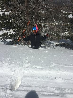 Wolf Creek Ski Area - Steep and deep at wolf!! - ©Alex Katsianis