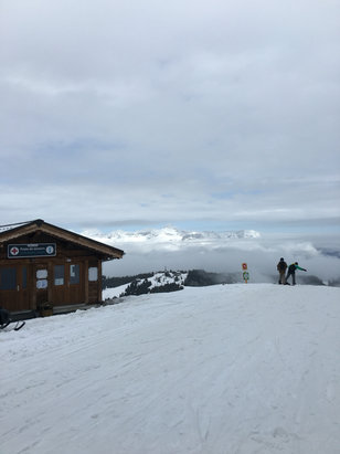 Megeve - Firsthand Ski Report - ©lee's iPhone
