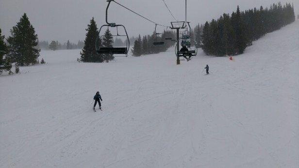 Ski Cooper - Totally awesome skiing 3/23/16 at Ski Cooper! - ©flint13.jk