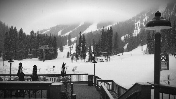Winter Park Resort - great snow early on. wasn't expecting frehsies - ©anonymous user