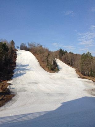 Ski Brule - Blue bird day at Ski Brule! - ©Ski Brule