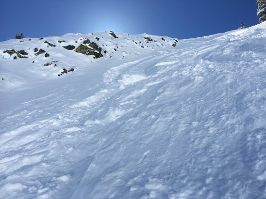 Squaw Valley - Alpine Meadows - Epic Spring Day 20