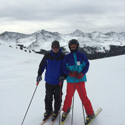 Copper Mountain Resort - Miss skiing   - ©Jacob's iPhone