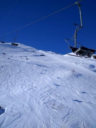 Riksgränsen - Firsthand Ski Report - ©anonymous user