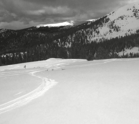 Arapahoe Basin Ski Area - Amazing conditions for time of year.    - ©BS
