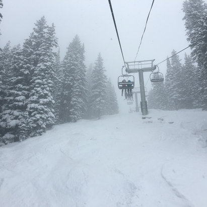 Aspen / Snowmass - It's day of Encore#2!  - ©Karl's iPhone