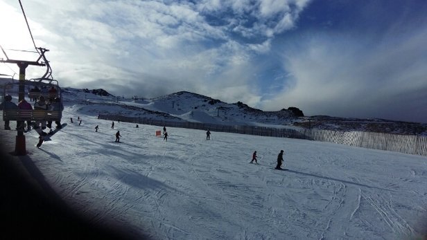 Cardrona Alpine Resort - Great day out all runs open - ©Stu