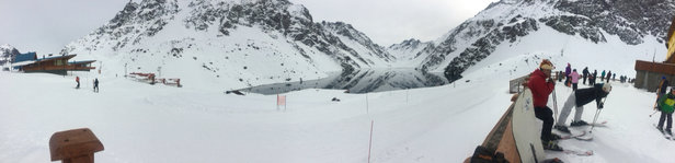 Ski Portillo - Exquisitee  - ©Lucky's iPhone
